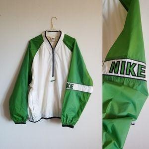 VTG Nike 1/2 Zip Pullover Windbreaker
